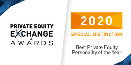 Best Private Equity Personality of the Year